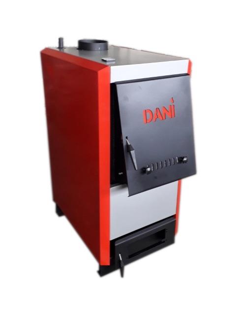 твердотопливный котел DANI Pro